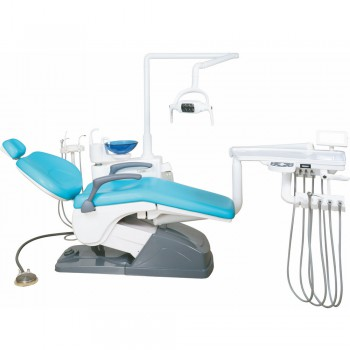 Tuojian TJ2688 A1-1 PU Leather Computer Controlled Integral Dental Unit Chair
