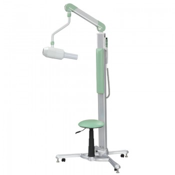 Mobile Secure Dental Vertical Digital  X-Ray Intraoral X Ray System RAY68(M)-B