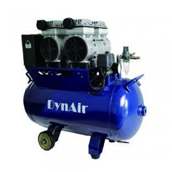 DynAir Dental Oil Free Silent Air Compressor DA7002