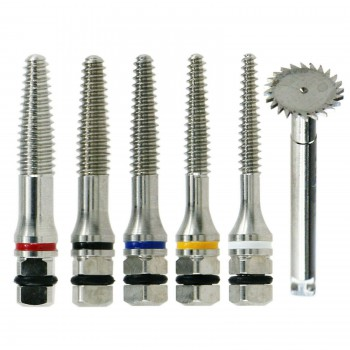 Dental Implant Surgical Bone Expander Screws Saw Tool Kit for Bone Expand
