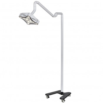 Micare JD1700 Mobile Stand LED Minor Dental Surgical Lamp Shadowless Light Opera...