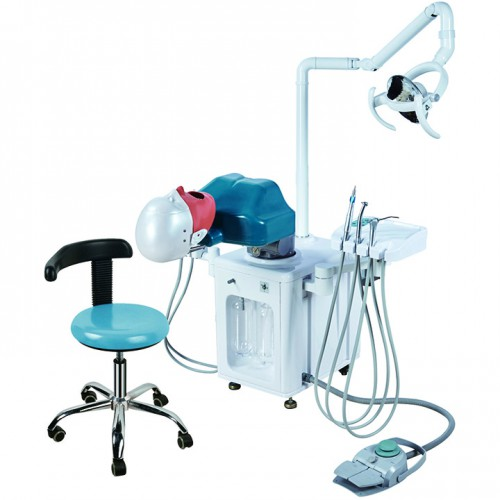 Jingle JG-A2 Dental Surgery Simulator Unit Working Station for Practical Teaching Training