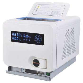 SUN SUN-23L-III-M 18-23L Automatic Dental Autoclave Sterilizer Vacuum Steam with Printer Class B