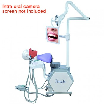 Jingle JG-A11 Mobile Dental Student Training Teaching Electrical Control Dental Simulation Unit Working Station