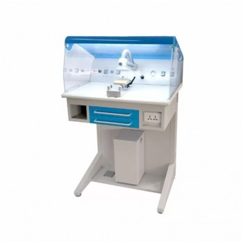Aixin  AX-JT5 Dental Lab Labortory Workstation with Double Vacuum Suction