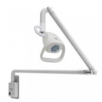 KWS KD-2021W-3 Wall Mounted Dental LED Light Operatory Exam Medical Surgical Sha...