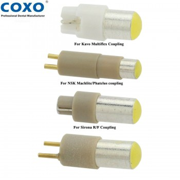 Dental LED Light Bulb Replacement For Kavo NSK Sirona Coupler Handpiece