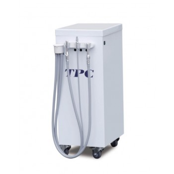 TPC Dental PC-2530 Mobile Portable Self-contained Dental Suction System