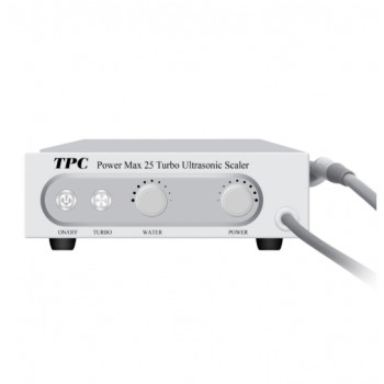 TPC PowerMax 25 Dental Ultrasonic Scaler Ultrasonic Scaling System with insert