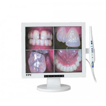 TPC Dental Wired Intraoral Camera AIC5855A with 17