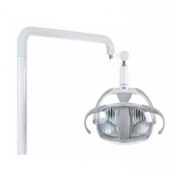 TPC Post Mount L600-LED Dental Lucent LED Operatory Light Surgical Lamp