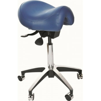 TPC Dental SS-5105 Mirage Saddle Stool for Dentsit Assistant