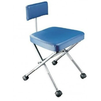 TPC Portable Dental Stool Dentist Chair Adjustable Seat for Dental Office Lab PC2740