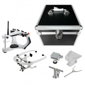 Dental Lab A7 PLUS Type Semi-Adjustable Articulator with Face Bow & Carry Case XG-A01