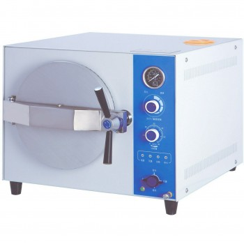 JIBIMED 20L/24L Dental Autoclave Steam Sterilizer Table Top Sterilizer