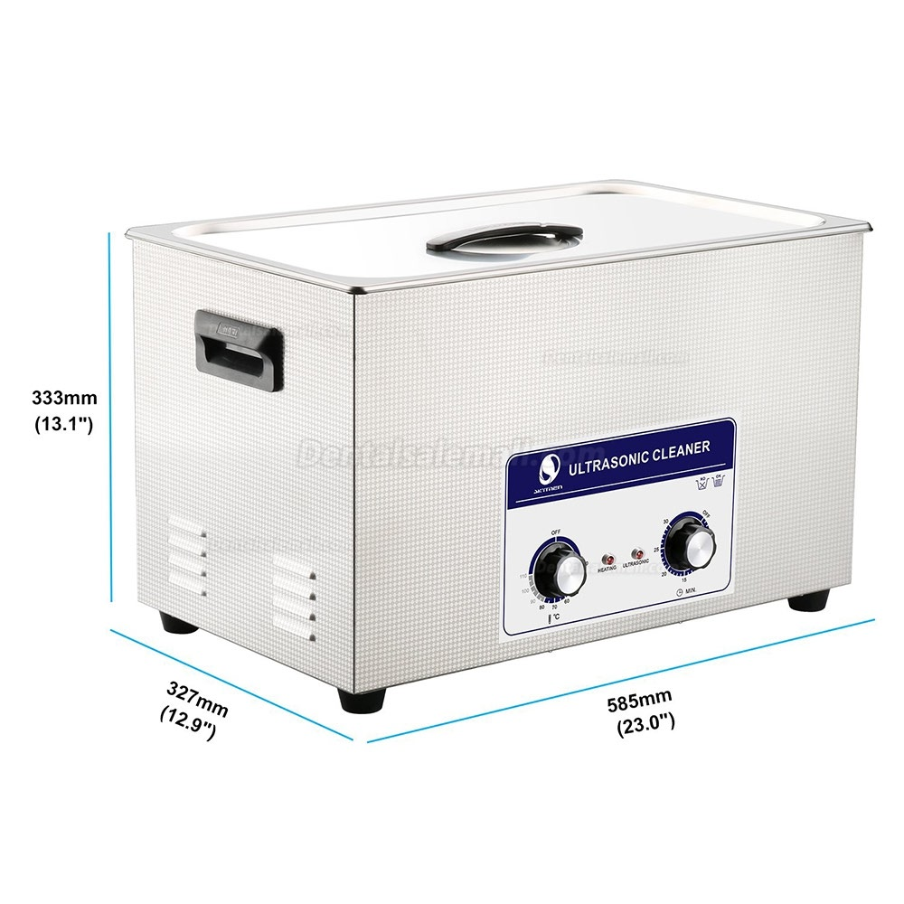 30L Ultrasonic Cleaner Stainless Steel Ultrasonic Cleaning Machine with Mechanical Control Temperature and Time