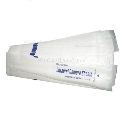 Disposable Intraoral Camera Sleeve Sheath Cover 100PCS