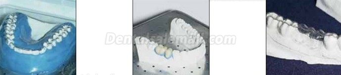 Dental Lab Vacuum Forming Molding Machine Thermoforming USA