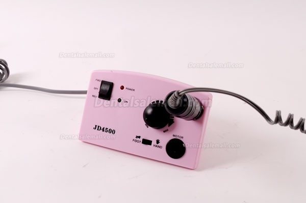 JSDA® JD4500 Professional Nail Tooth Polishing Micro Motor 30,000rpm