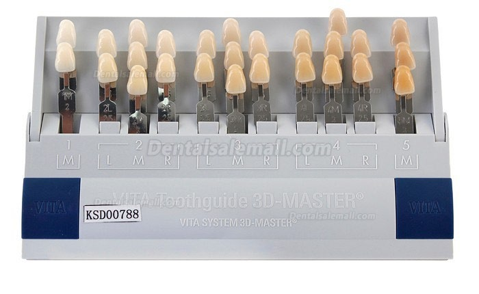 Tooth Color Comparator with VITA Toothguide
