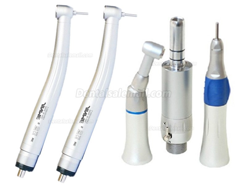 Greeloy® Portable Dental Unit + Handpiece Kit + Air Polisher
