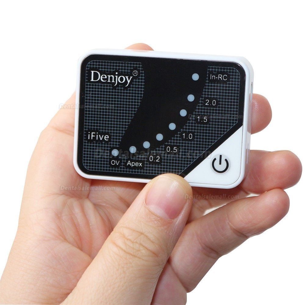Denjoy® iFive Dental Mini Electronic Root Tip Apex Locator Root Canal Finder Endodontic