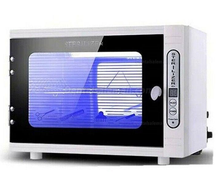 10L UV + Ozone Sterilizer Disinfection Cabinet for Home Dental Medical 110V/220V