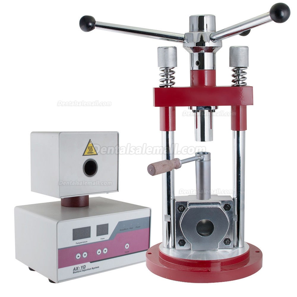 AX-YD Dental Denture Injection System Making Dentures Machine Lab Equipment