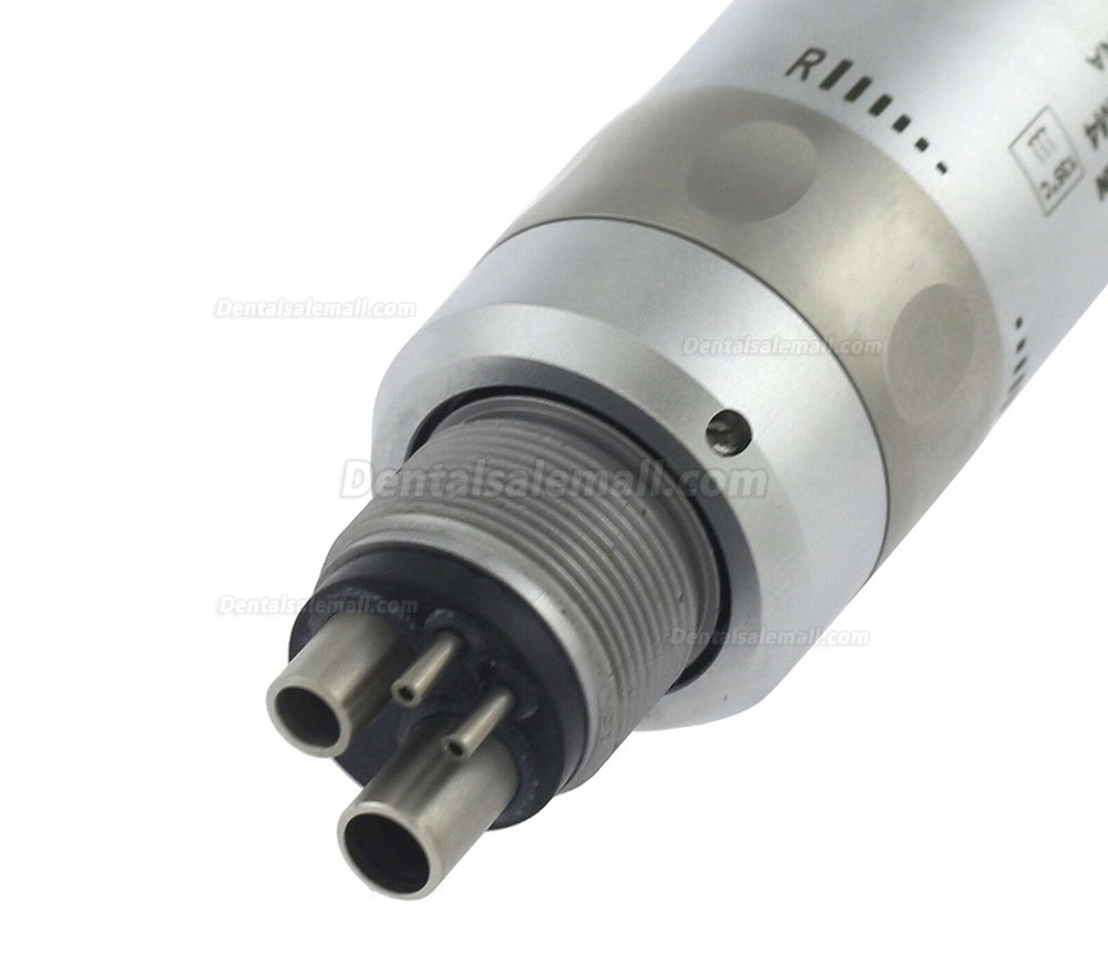 BEING Dental Low Speed Intra Head Contra Angle Air Motor Handpiece Kit 4 Hole