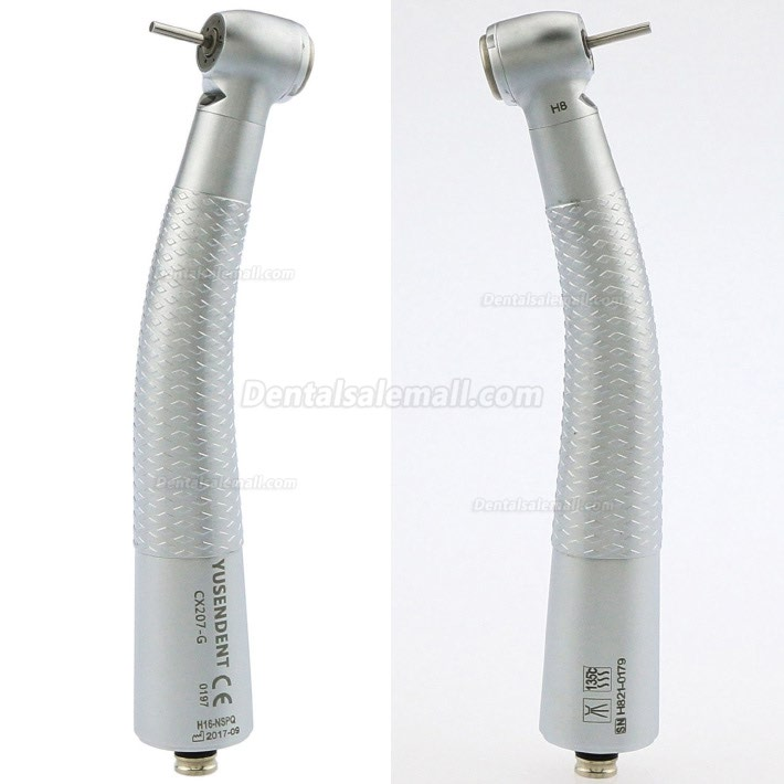 YUSENDENT® CX207-GN-P Dental High Speed Handpiece Compatible NSK (NO Quick Coupler)