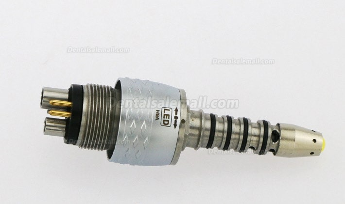 YUSENDENT CX229-GS Sirona Type Dental LED Quick Coupling Fit Sirona R/F