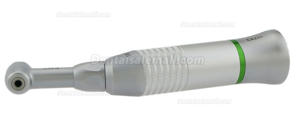 YUSENDENT CX235 C4-4 Endo Contra Angle 16:1 Dental Push Botton Handpiece