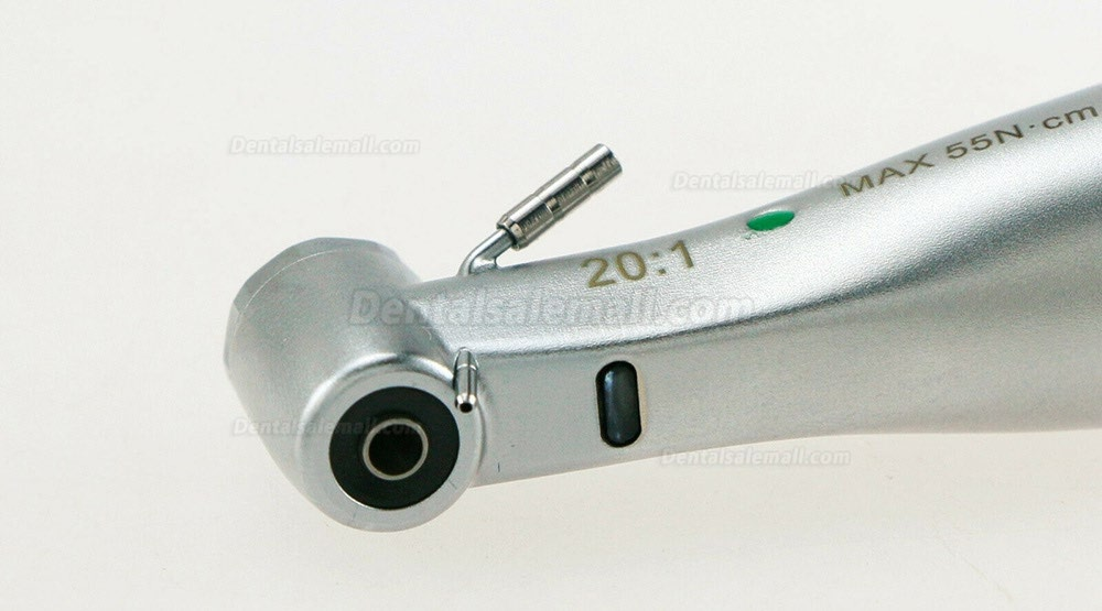 YUSENDENT COXO CX235C6-22 Dental LED 20:1 Implant Contra Angle Reduction Handpiece