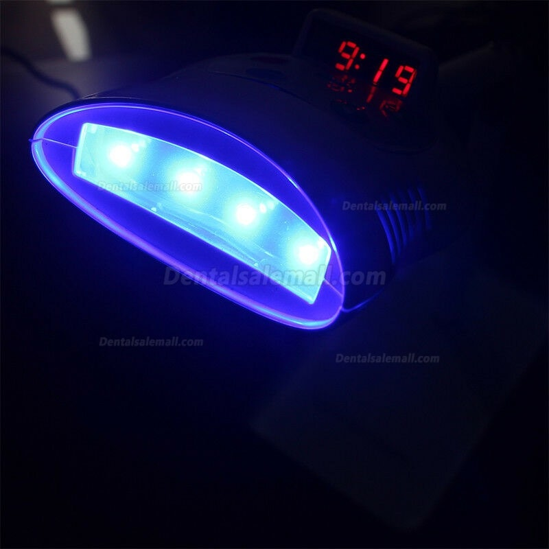 Teeth Whitening Light Lamp for Bleaching Device 4 LED Home Office D5FF-G1
