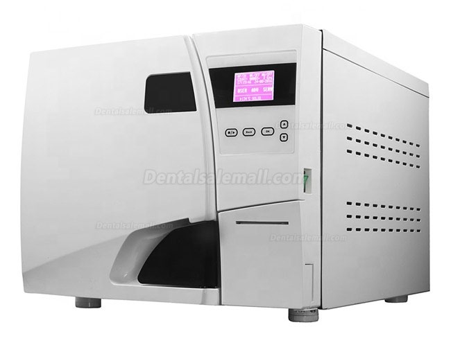 23L Dental Vacuum Drying Autoclave Class B With Printer