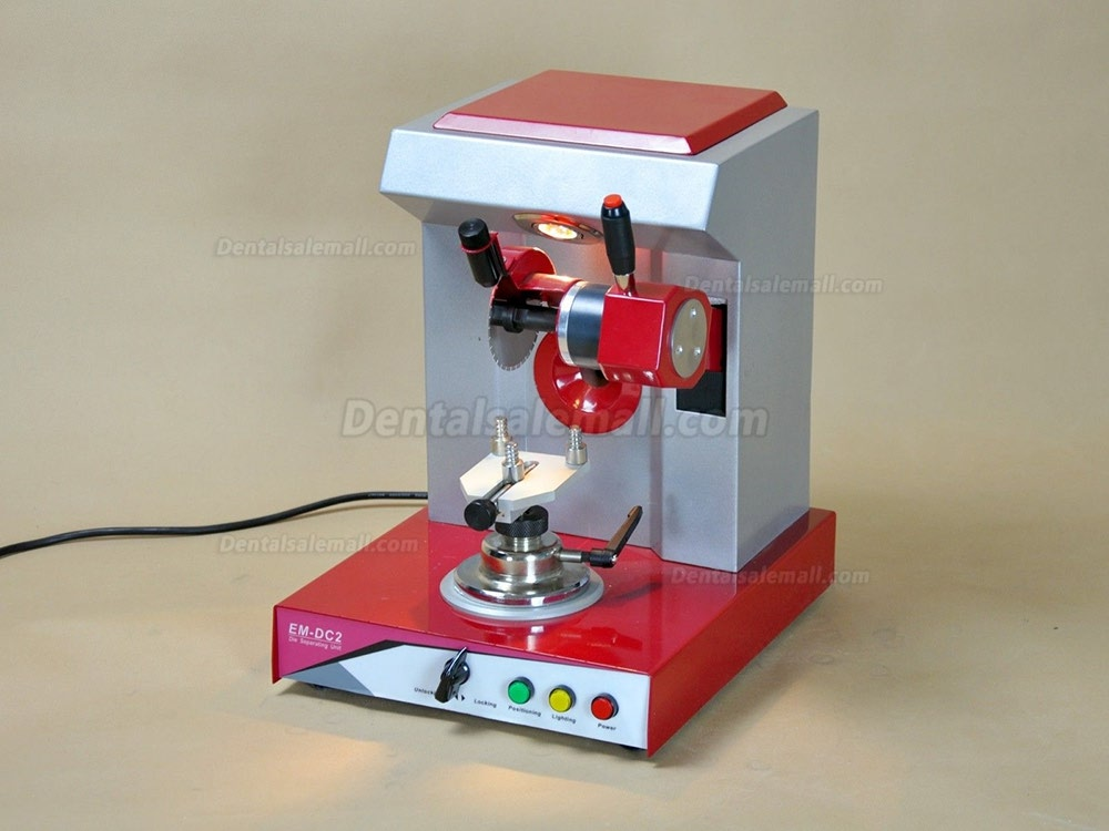 Dental Lab Die Separating Unit Plaster Cutting Machine 3,500 RPM