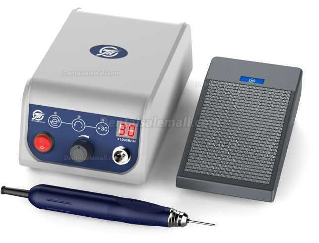 JTT Dental Lab Brushless Micro Motor Micromotor Handpiece Polishing 30-50K RPM