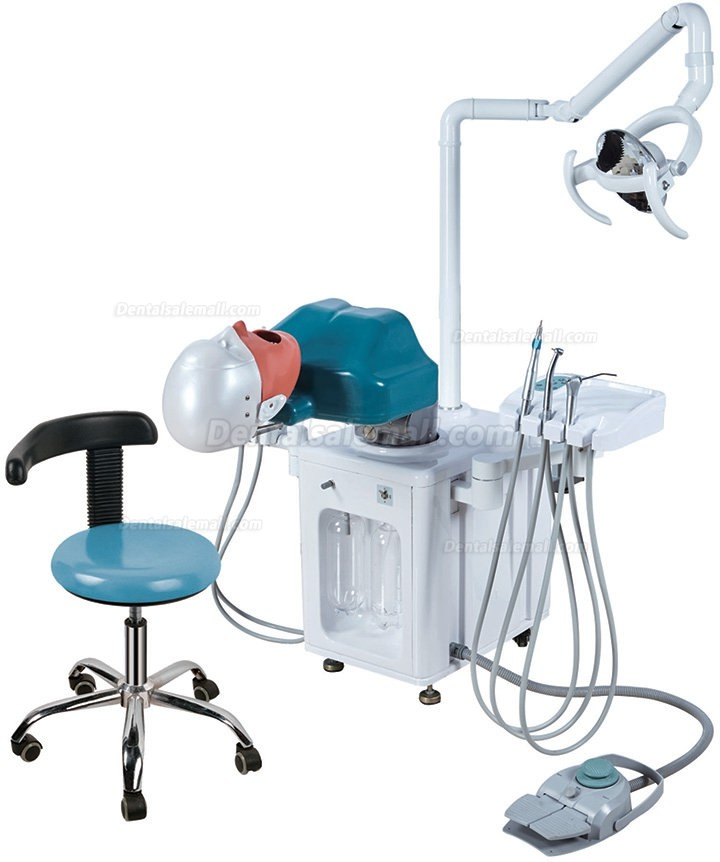 Jingle JG-A2 Dental Simulator Unit Working Station for Practical Teaching Training