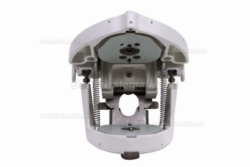 Jingle JG-C4 Dental Surgery Practice Model Head Attach on Dental Chair Type Simulation Phantom Head