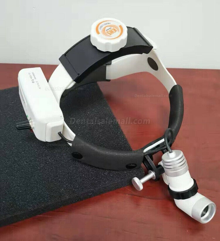 KWS 3W LED Surgical Medical Headlight Adjustable Dental Headlamp KD-202A-4