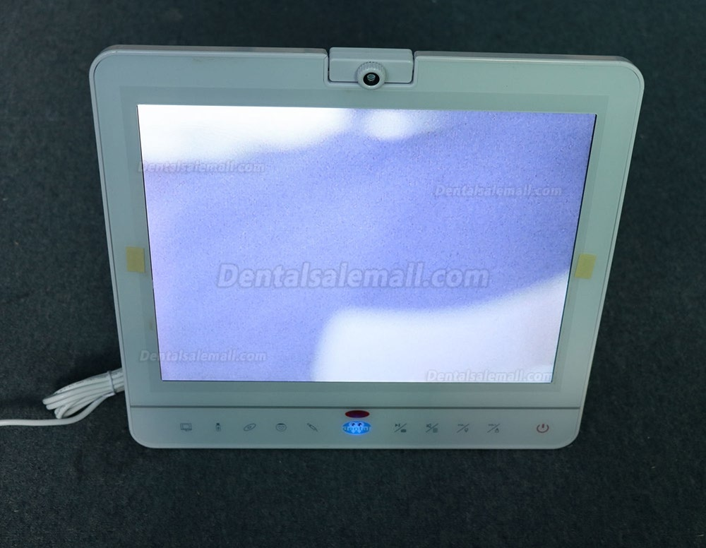 15 Inch Wired Dental Monitor Intra Oral Camera System VGA+VIDEO port With LCD holder MD1500