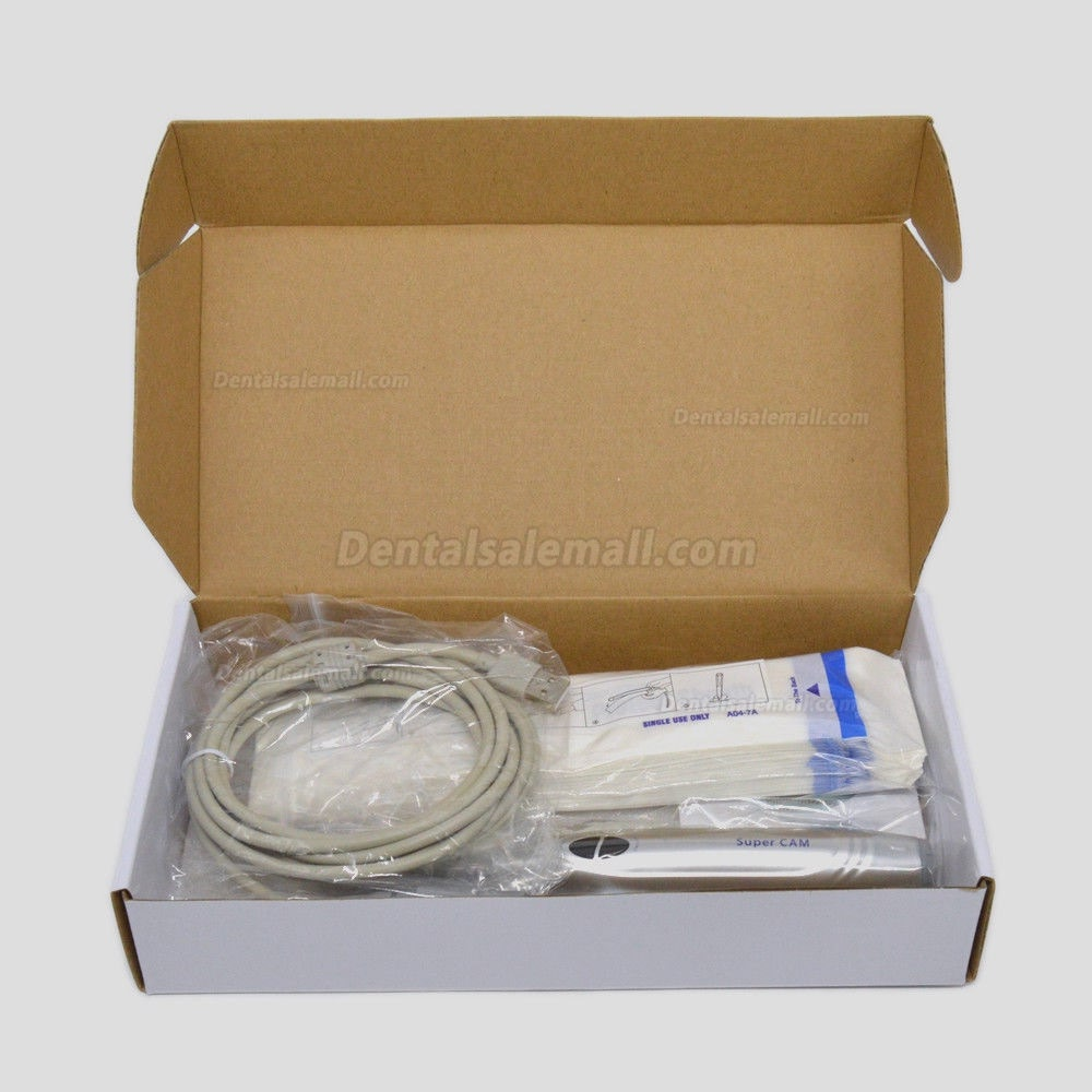 Dental Super Cam Intraoral Camera Sony CCD USB Connection CF-689 VEP
