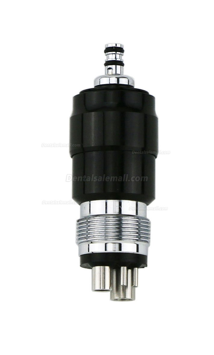 NSK High Speed Turbine Handpiece Quick Coupler Swivel Couplin 2/4 Holes