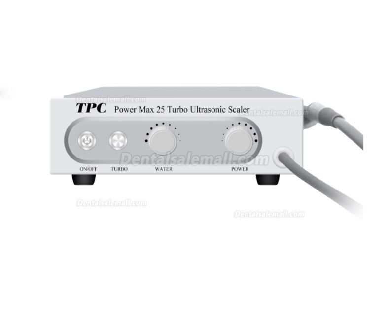 TPC PowerMax 25 Advance Dental Ultrasonic Scaler Ultrasonic Scaling System with insert