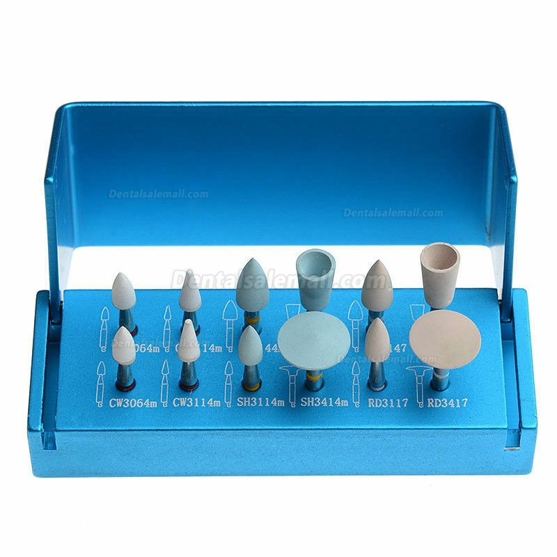 Dental Composite Polishing Set for Clinic Low Speed Contra Angle Handpiece RA1112
