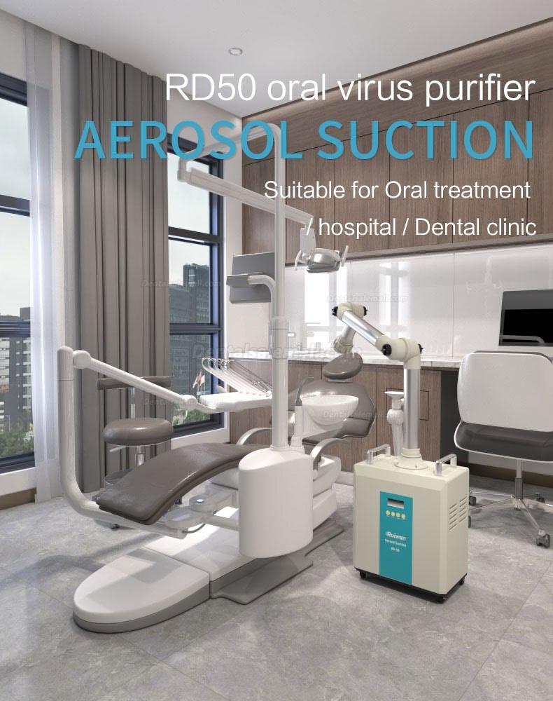 RUIWAN RD50 External Oral Dental Aerosol Suction Vacuum Unit