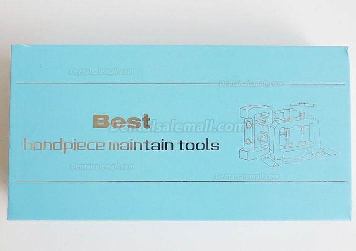Repair Tools For Dental Handpiece Bearing Removal Chuck Blue
