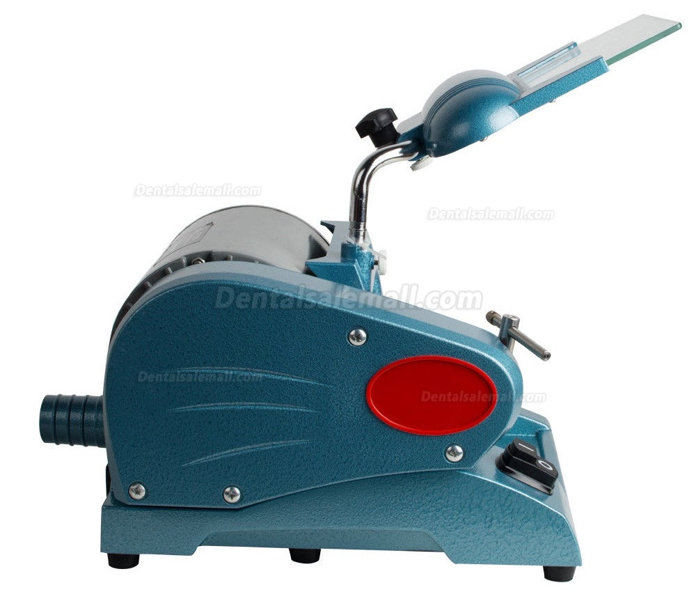High Speed Dental Lab Alloy Grinder Cutting Polishing Lathe Machine Low Noise CE
