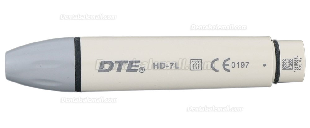 Woodpecker DTE HD-7L Ultrasonic Piezo Dental Scaler Handpiece with LED light