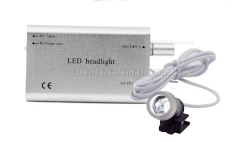 1W LED Dental Medical Head Light Surgical Headlight